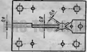Секционная матрица 3