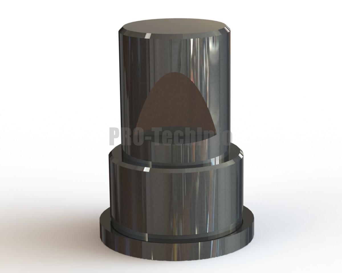 Хвостовик штампа ∅50х98 с буртиком скачать