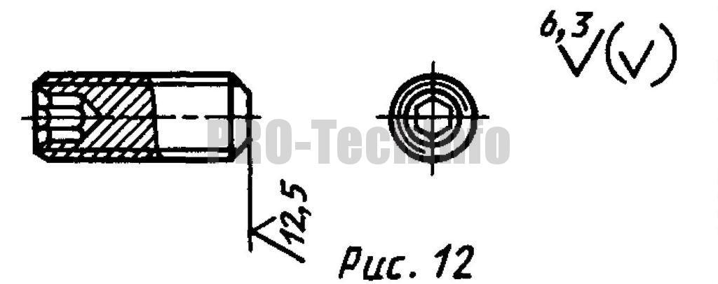 Винты установочные С плоским концом и шестигранным углублением под ключ классов точности А и В