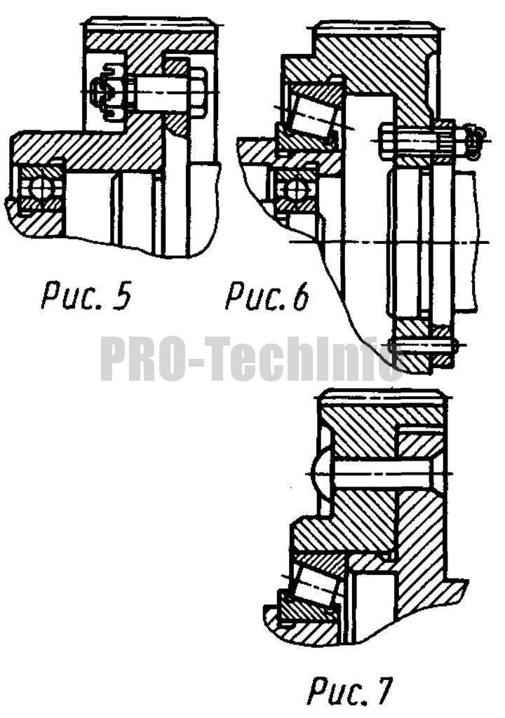 варианты изготовления составного колеса тихоходной передачи