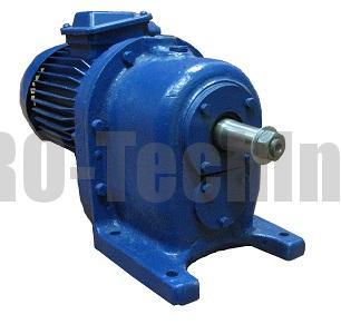 Мотор-редуктор МЦ2С-125 чертежи