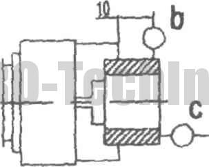 Токарный патрон с креплением заготовки за внешнюю поверхность с обратными кулачками