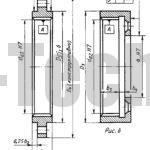Жесткие колеса волновых редукторов чертеж