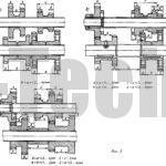 Схемы для четырехступенчатых коробок передач