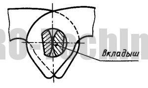 Шарнир приводной зубчатой цепи