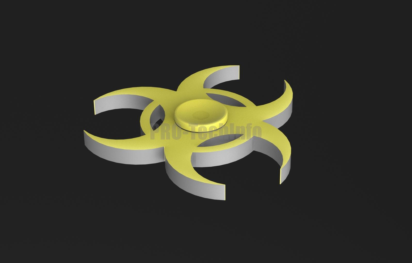 Спиннер для 3Д принтера