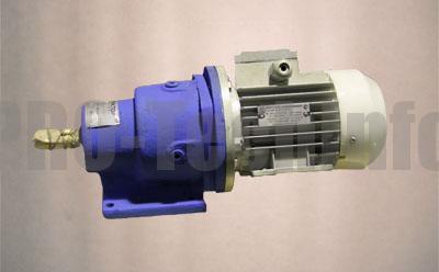 Волновой мотор-редуктор МВз2-16о-5,5