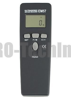 Цифровой ультразвуковой дальномер ЕМ57 скачать паспорт
