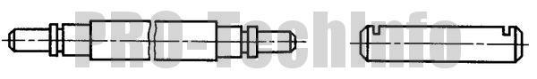 оси транспортных и подъемно-транспортных машин